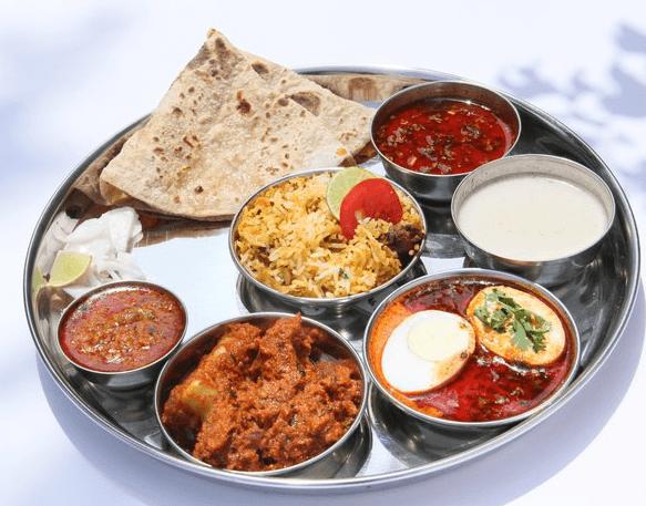 Hotel Gavkari, Kothrud, Pune - Maharashtrian Cuisine Restaurant - Justdial - Veg Thali PNG