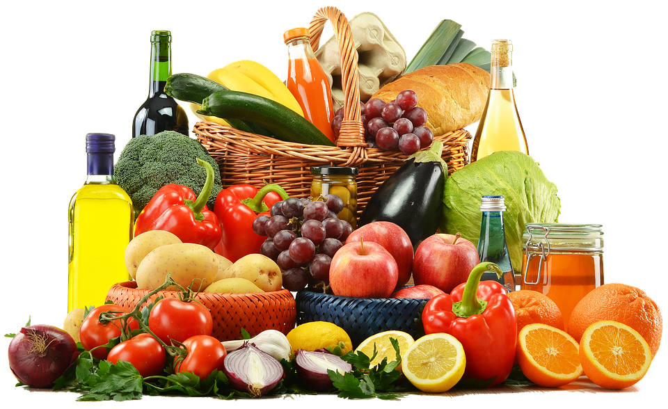 Fruit Free, Vegetables, Healthy, Fruits, Food - Vegetable PNG HD
