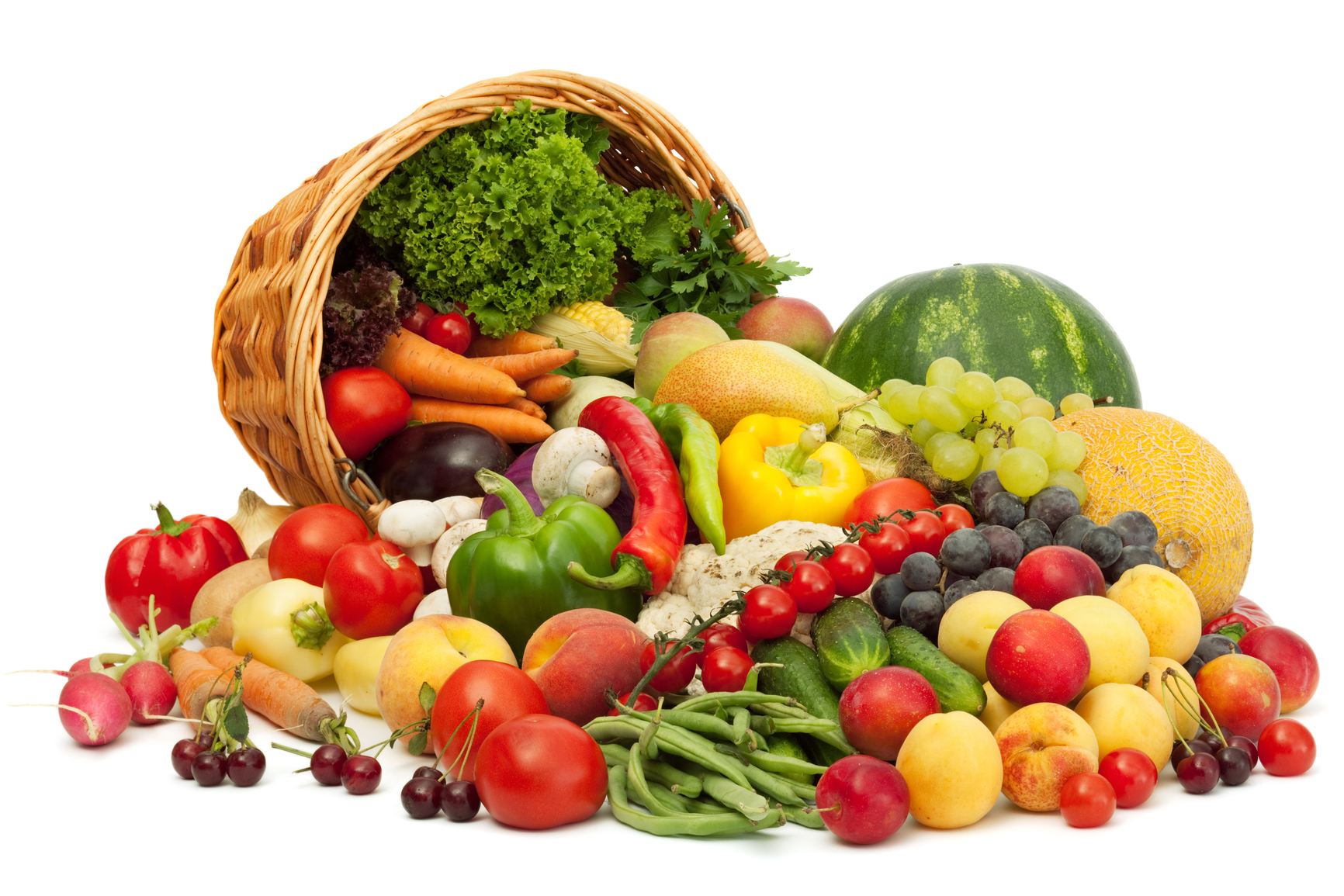 Vegetables And Fruits Png - Vegetable PNG HD