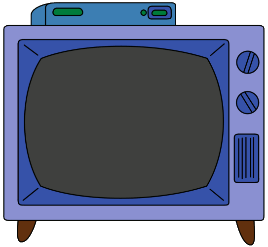 Ver La Tele PNG - 54699