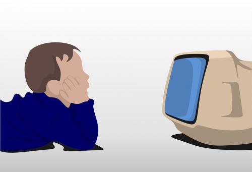 Aprender a ver la televisión - Ver La Tele PNG