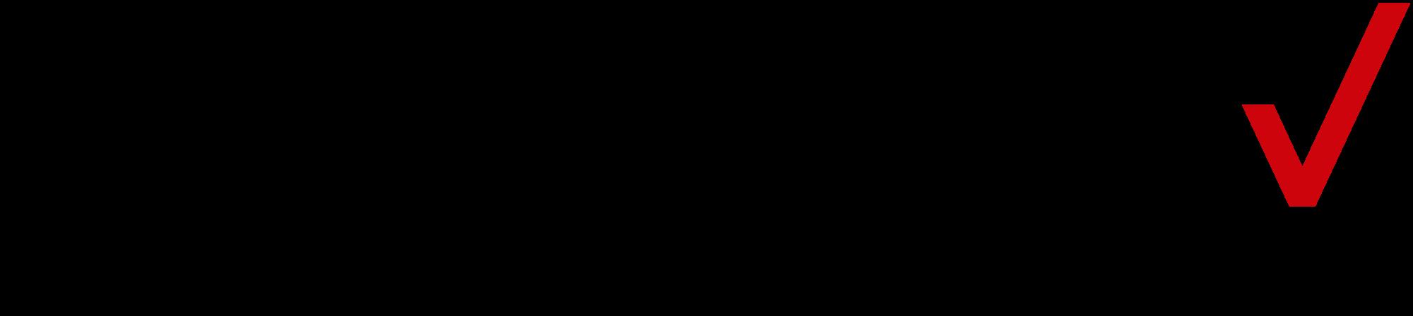Verizon 2015 Logo Vector PNG