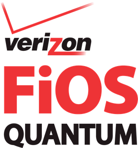 Verizon FiOS Quantum Logo. Format: AI - Verizon 2015 Logo Vector PNG