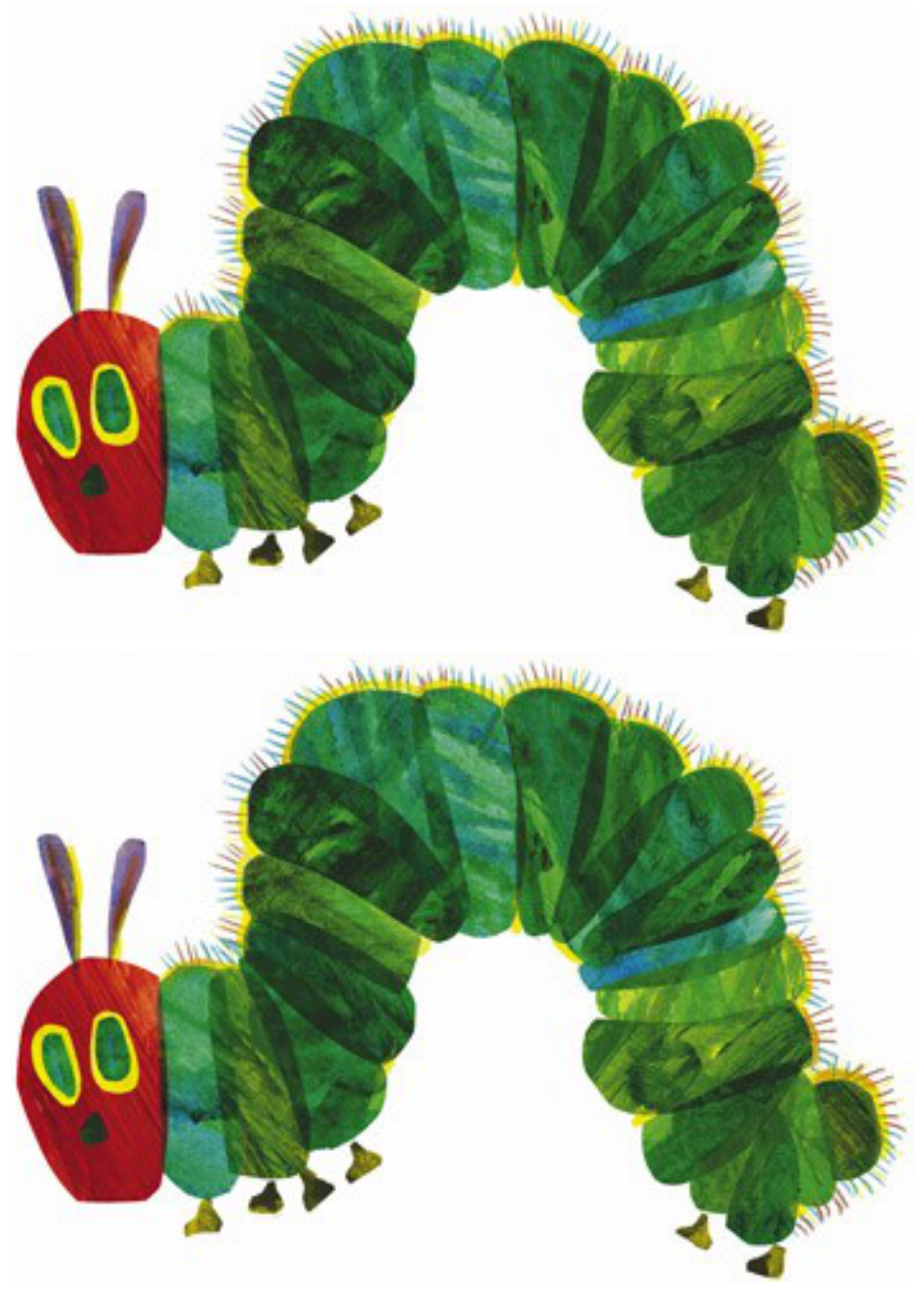 Very Hungry Caterpillar PNG - 56402