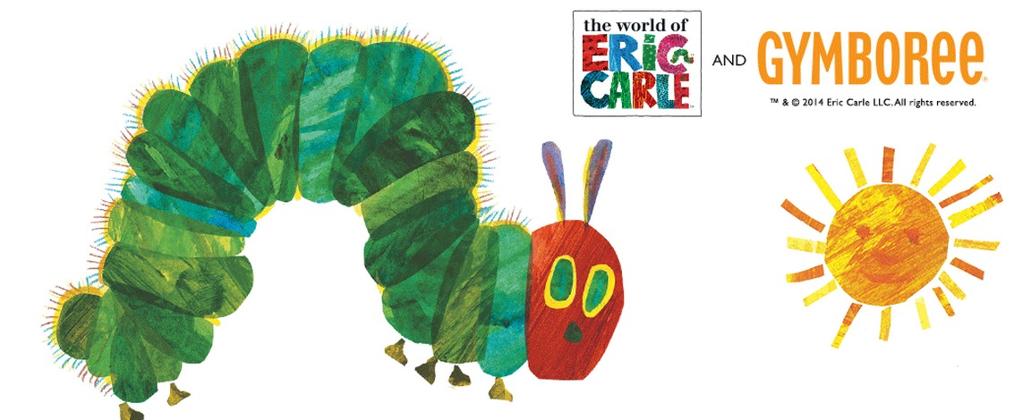 Very Hungry Caterpillar PNG - 56399