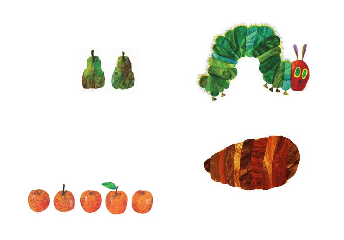 Very Hungry Caterpillar PNG - 56404
