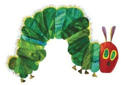 Very Hungry Caterpillar PNG - 56401