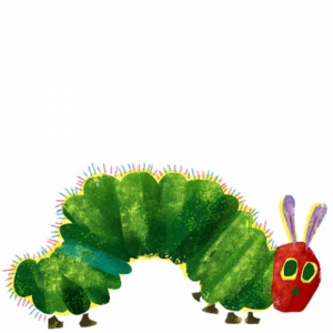 Very Hungry Caterpillar PNG - 56407