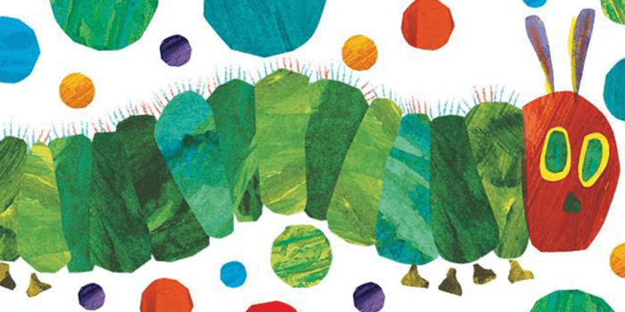 Very Hungry Caterpillar PNG - 56414