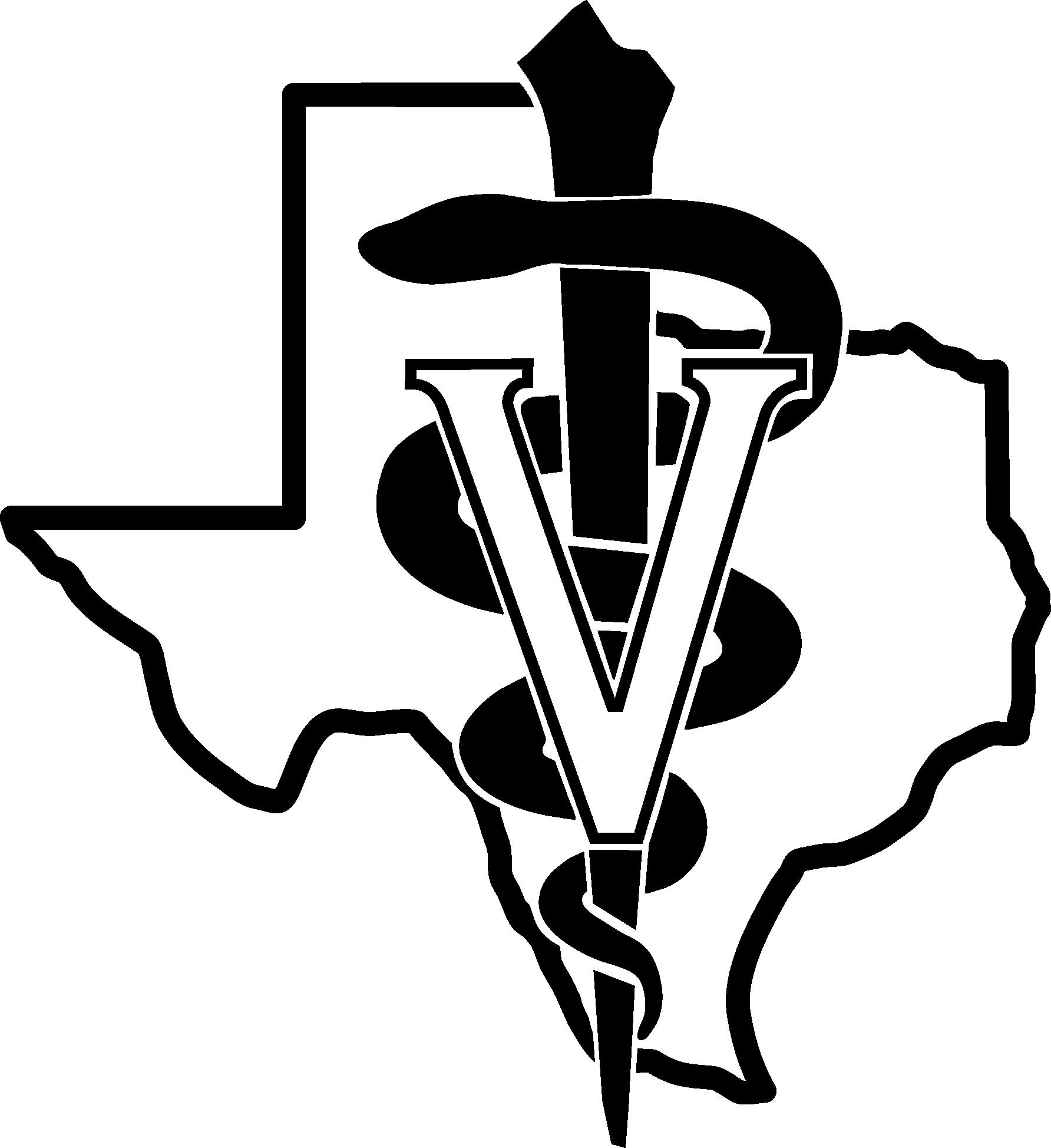 Vet PNG Black And White - 54825
