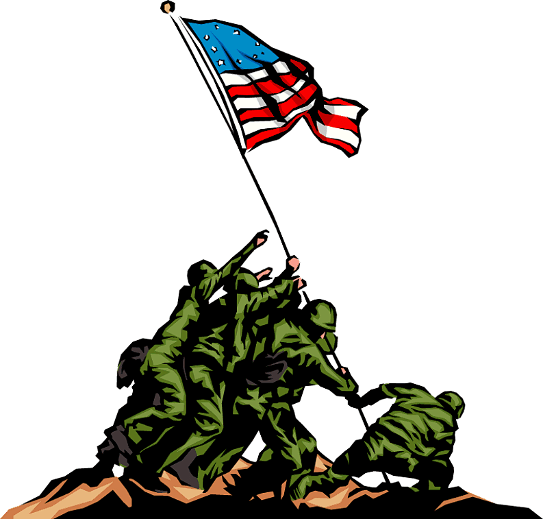 Happy Veterans Day Clip Art 2017 - Veter Ans Day PNG