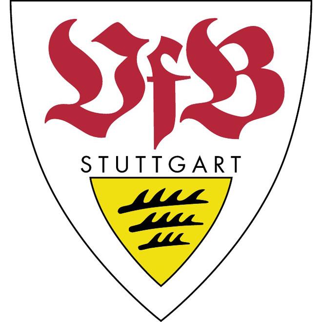 VECTOR LOGO OF STUTTGART - Vfb Stuttgart Logo Vector PNG