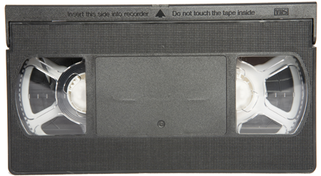Vhs Tape PNG - 54659