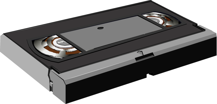 Vhs Tape PNG - 54648