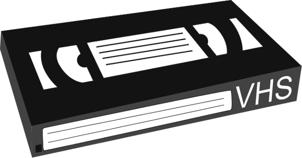 Vhs Tape PNG - 54645
