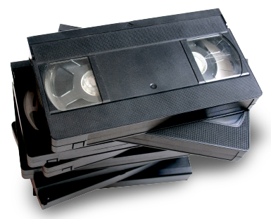 VHS to DVD - Vhs Tape PNG
