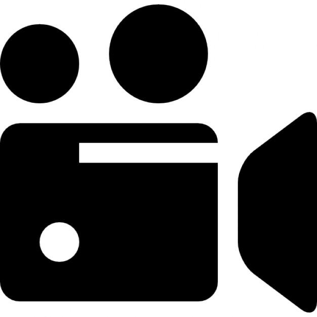 Video camera Free Icon - Viadeo Logo Vector PNG
