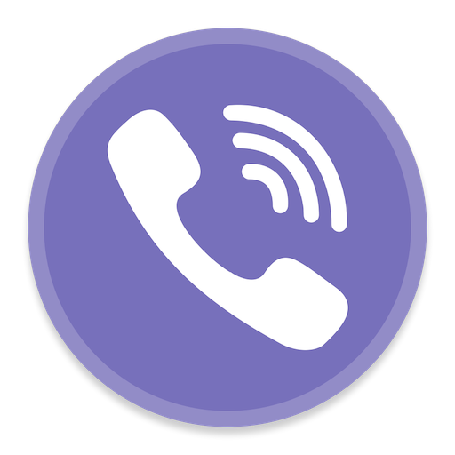 512x512 pixel - Viber PNG