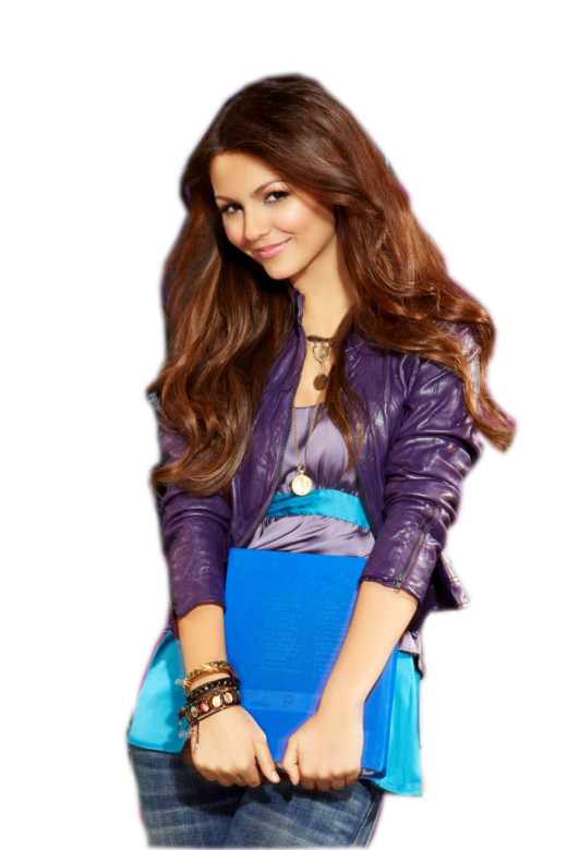 PNG Victoria Justice by PashiiEditions PlusPng.com  - Victoria Justice PNG