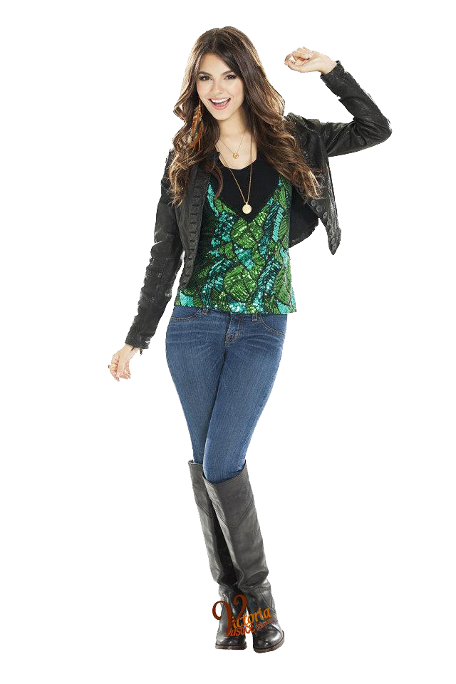 Victoria Justice PNG 4 by TutosPsc PlusPng.com  - Victoria Justice PNG
