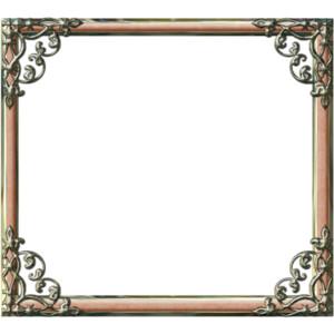 Victorian Frame PNG - 54449