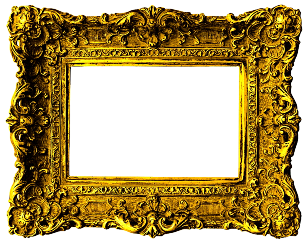 Victorian Frame PNG - 54450