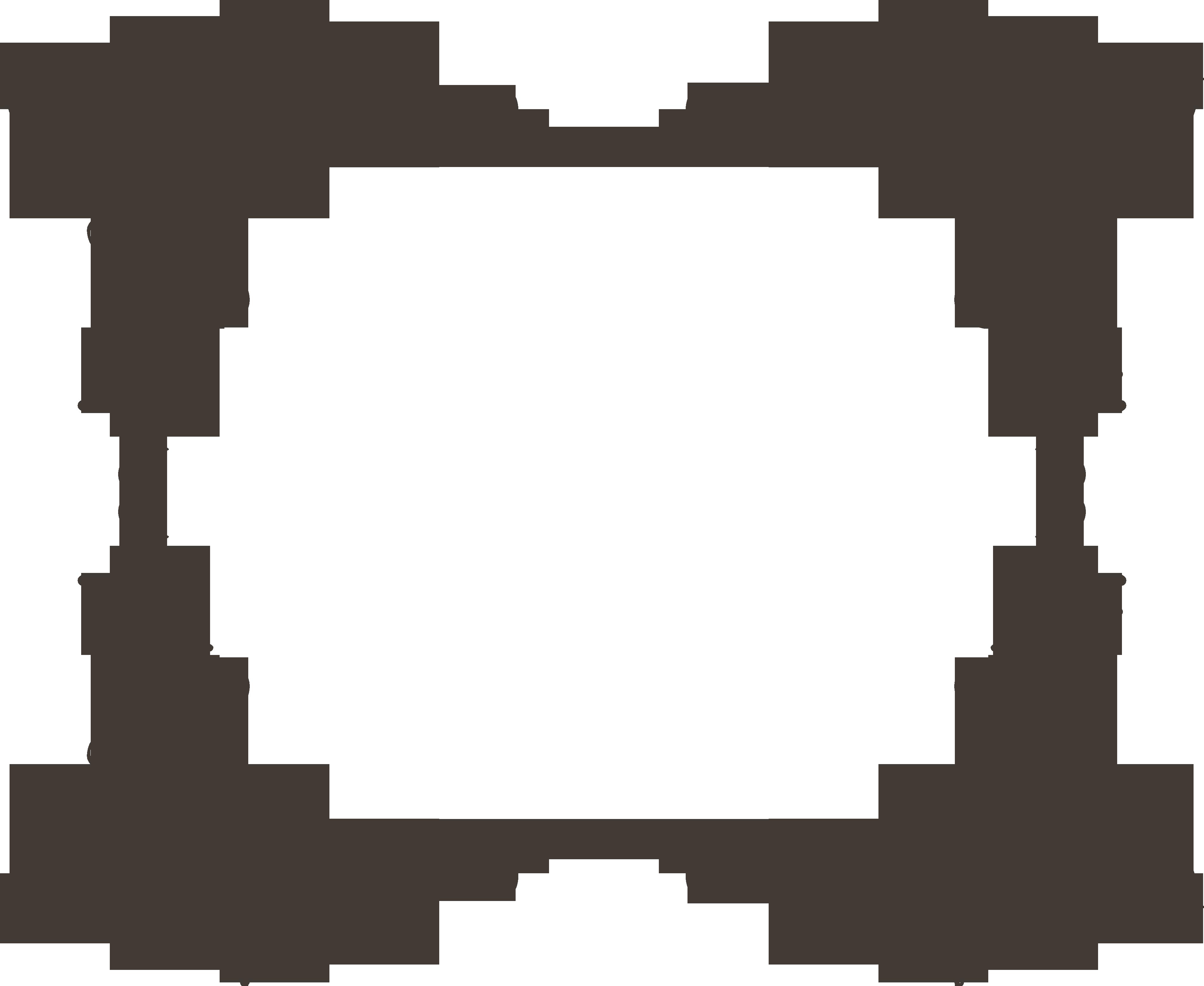 Victorian Frame PNG - 54439