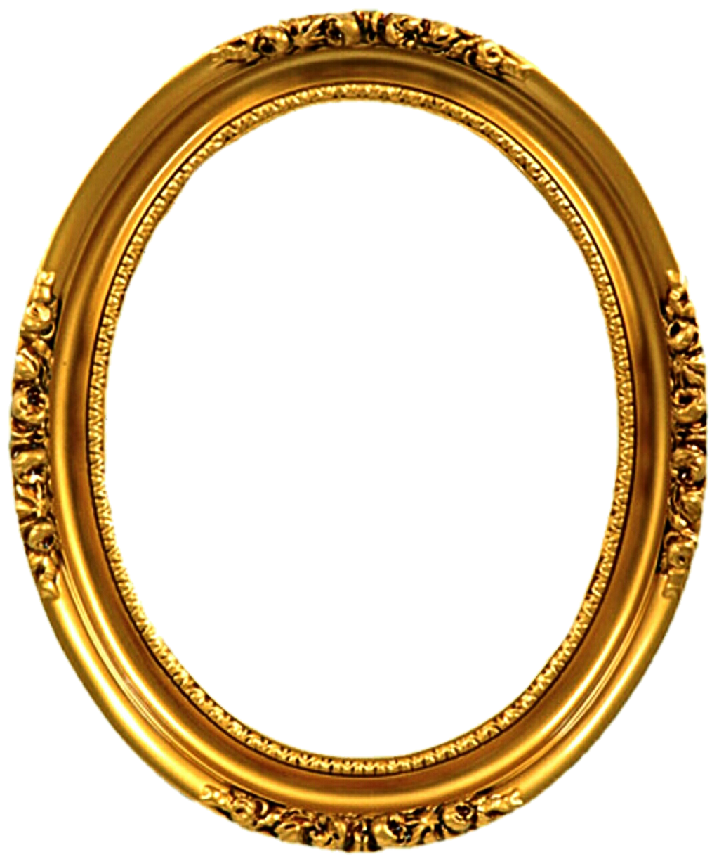 Gold Victorian Frame By Jeanicebartzen27 Png