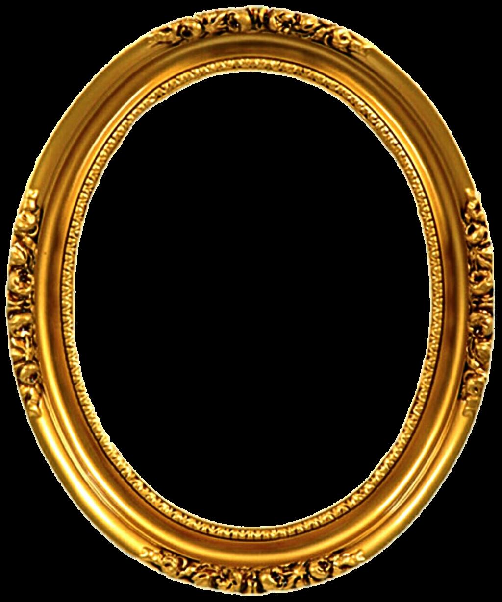 Black Oval Frame Png. Silver Estate Antique Frame By ...