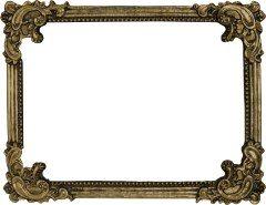 Victorian Frame PNG - 54445