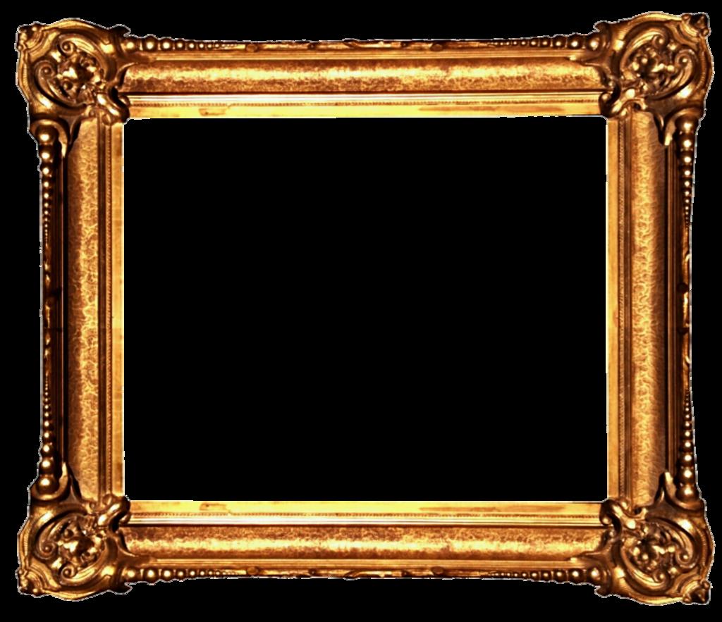 Victorian Frame PNG - 54436