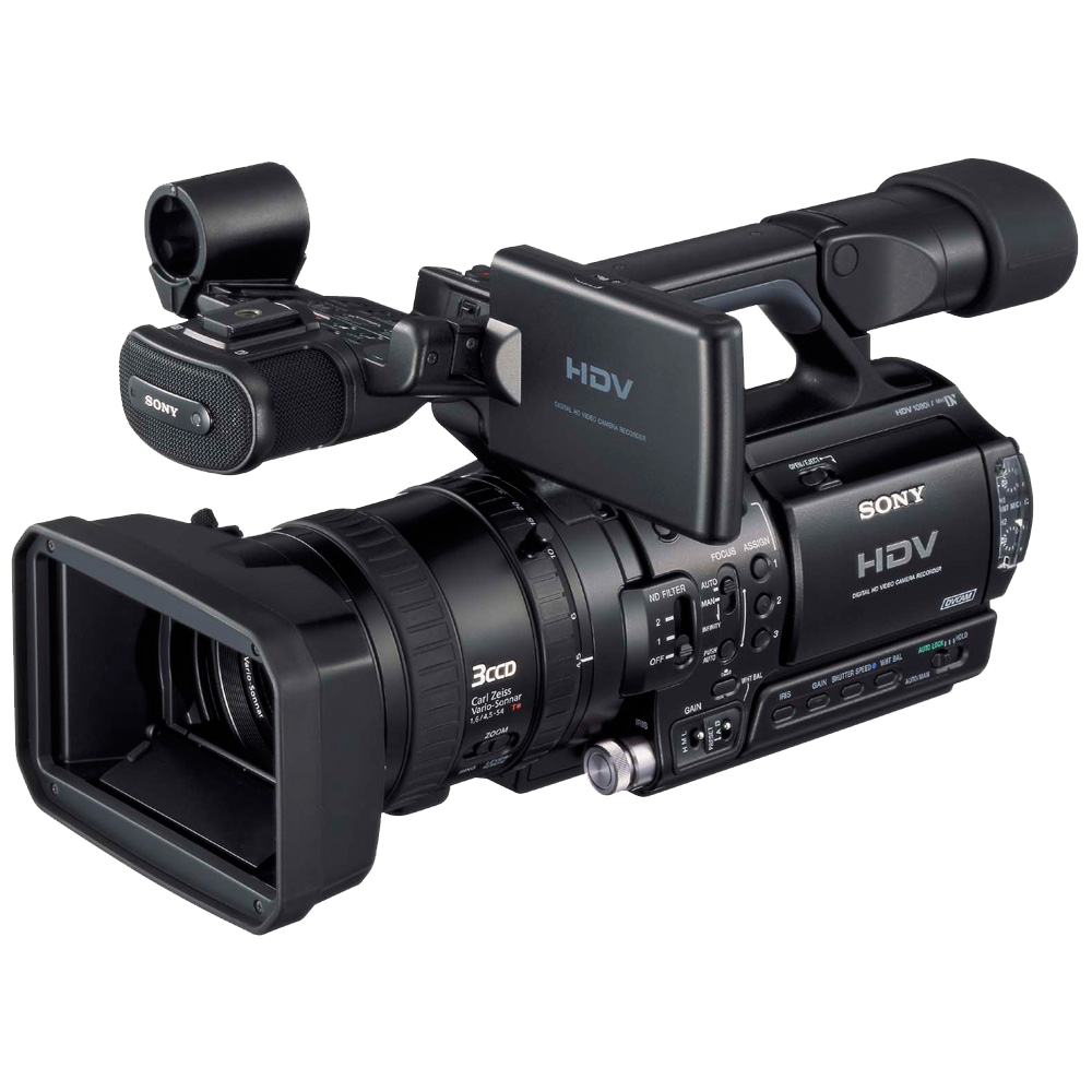 Video Camera PNG - 8498