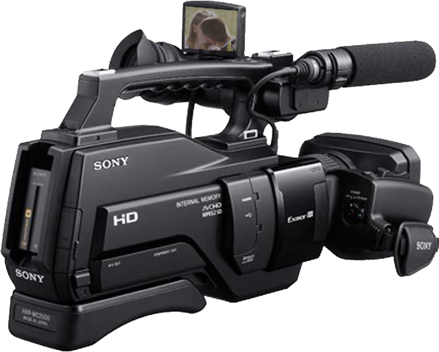 Video Camera PNG - 8495