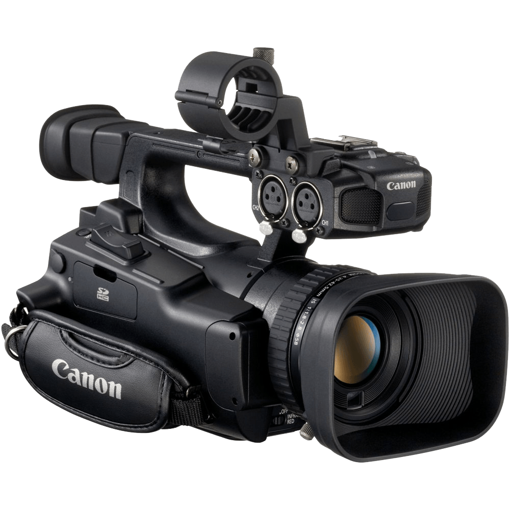 Video Camera PNG - 8477