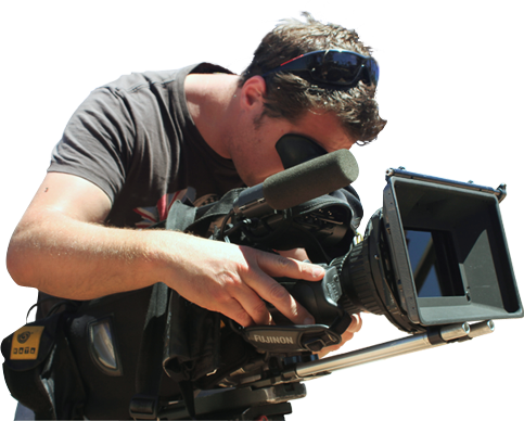 Video Cameraman PNG