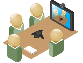 Video Conferencing PNG - 56249