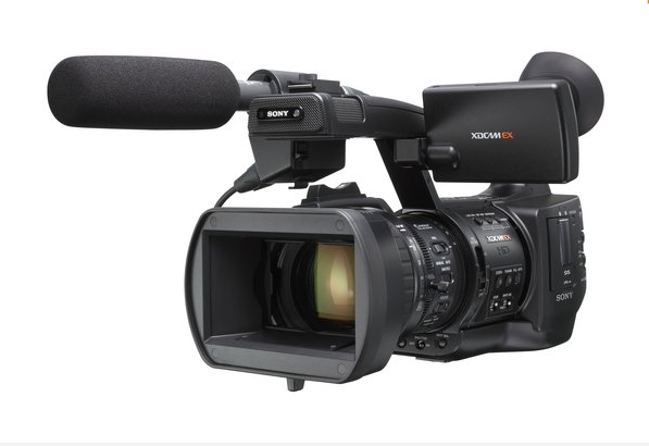 Sony EX-1 Digital Video Recorder - Video Recorder PNG