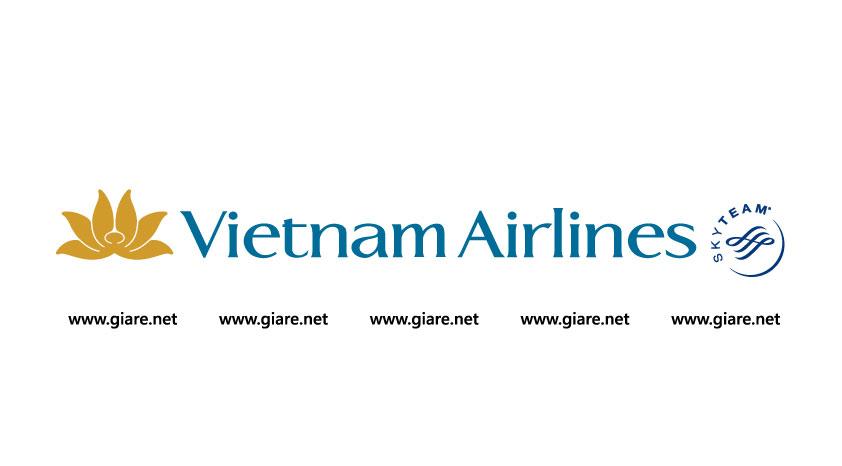 Vietnam Airlines Logo Vector PNG