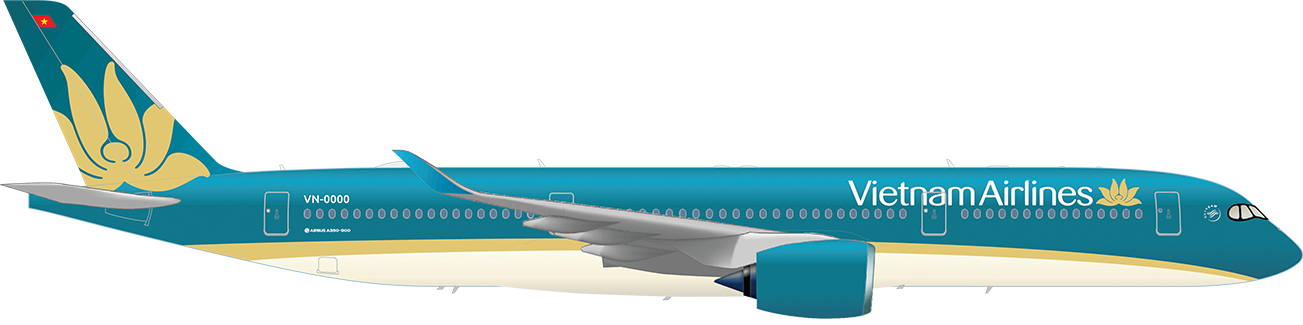 Vietnam Airlines PNG - 38199