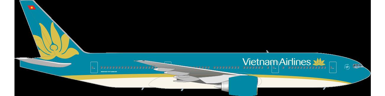 Vietnam Airlines PNG - 38206