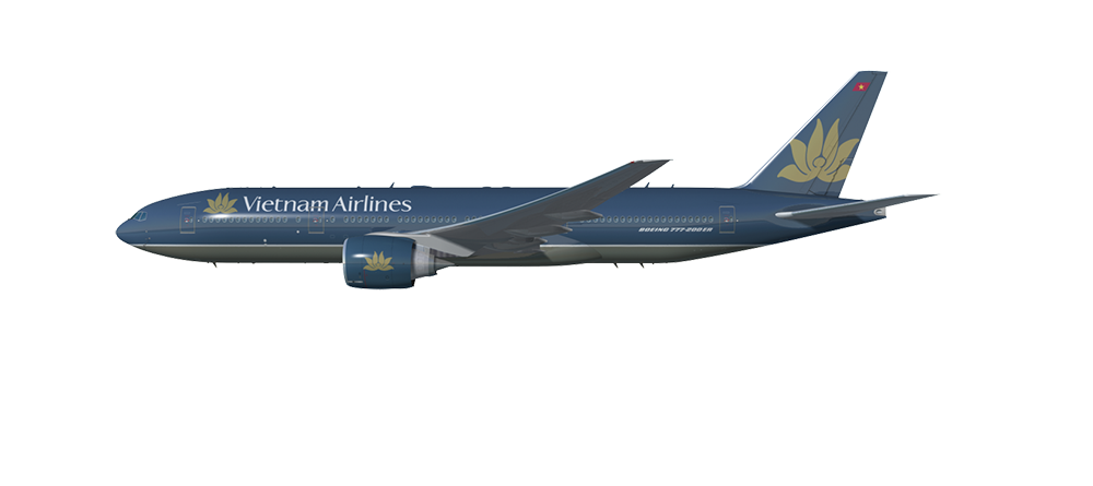 Vietnam Airlines PNG - 38198