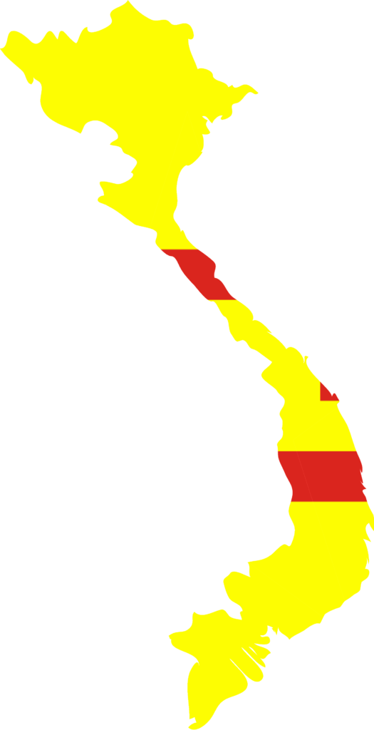 File:Flag map of the Empire of Vietnam (Japanese Puppet State).png - Vietnam PNG