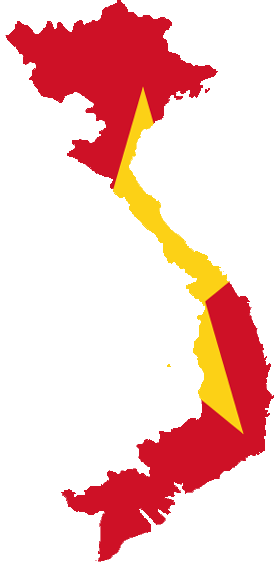 File:Flag-map of Vietnam.png - Vietnam PNG