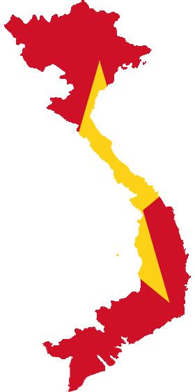 File:Flag-map of Vietnam.png - Vietnam PNG
