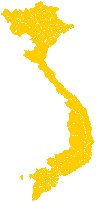 File:Map of Vietnam - Bản đồ Việt Nam - Transparent Background.png - Vietnam PNG