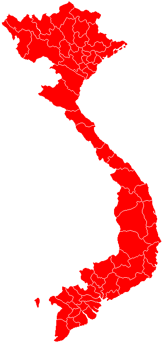 File:Map of Vietnam.png - Vietnam PNG