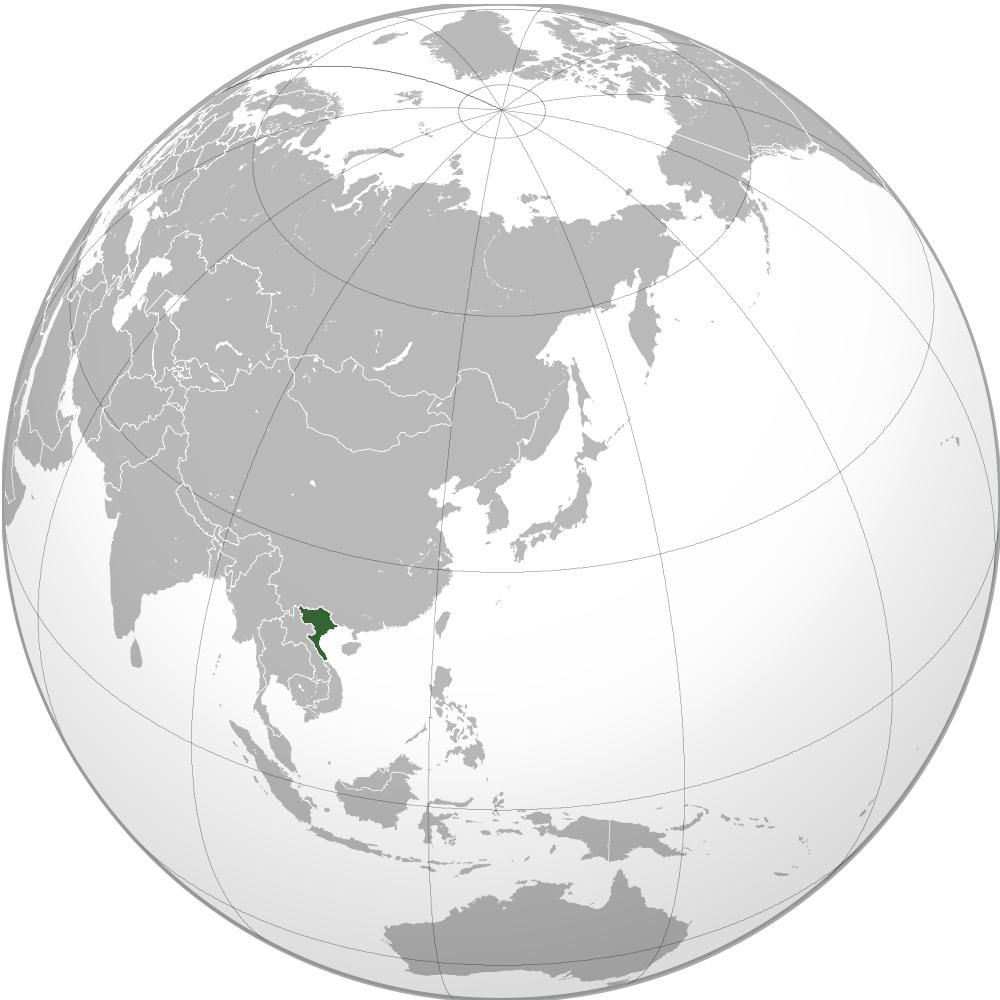 File:North vietnam.png - Vietnam PNG