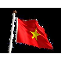 Vietnam Flag Png File PNG Image