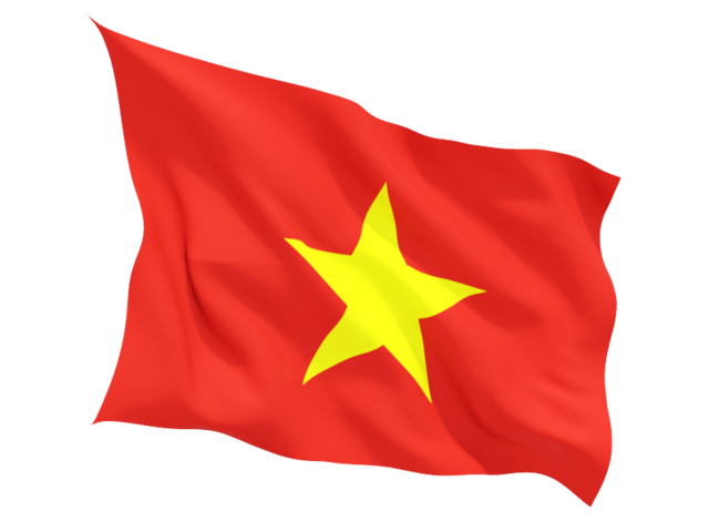 Vietnam Flag Png PNG Image - Vietnam PNG