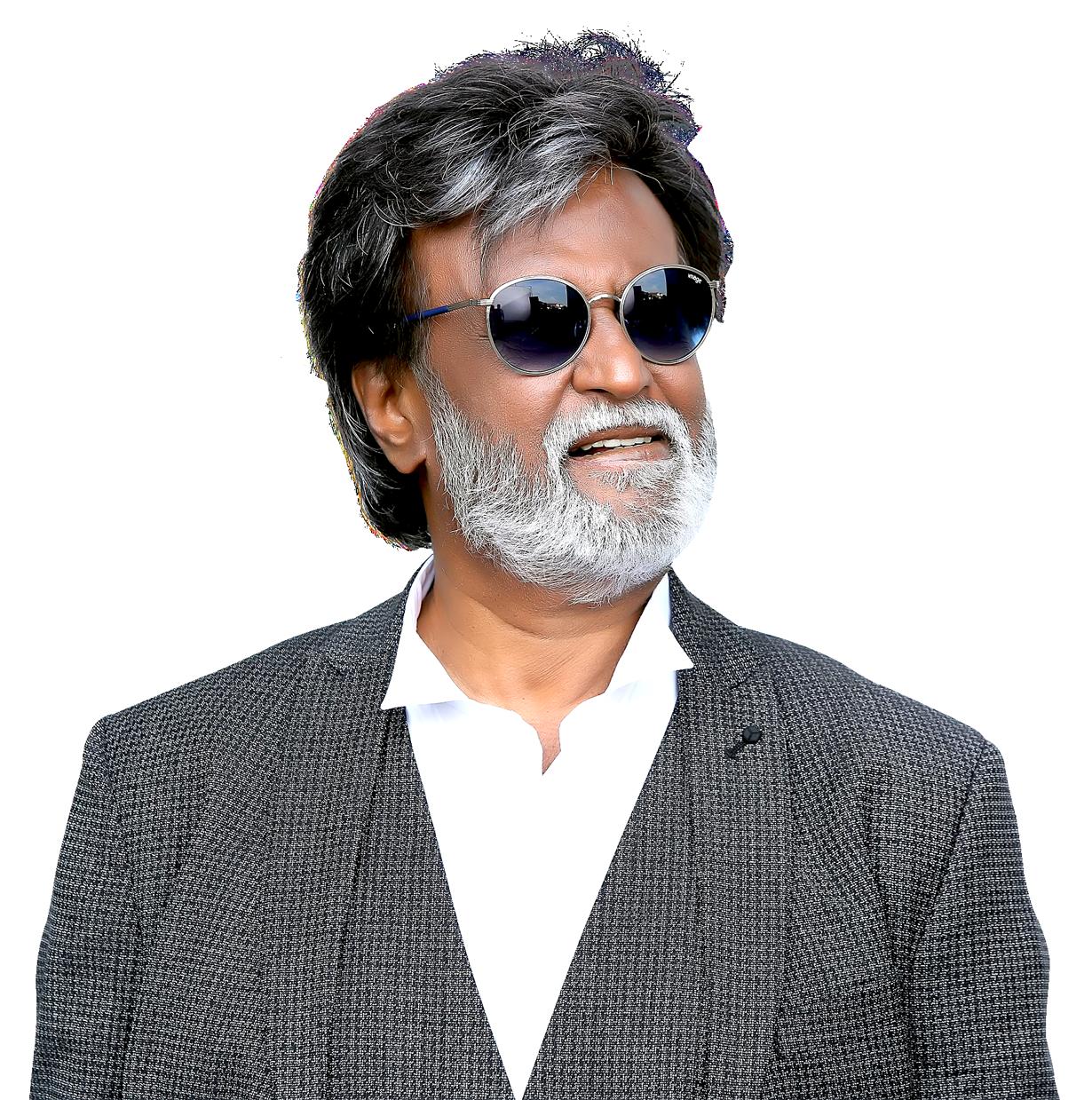 Rajinikanth PNG Transparent Image - Vijay PNG